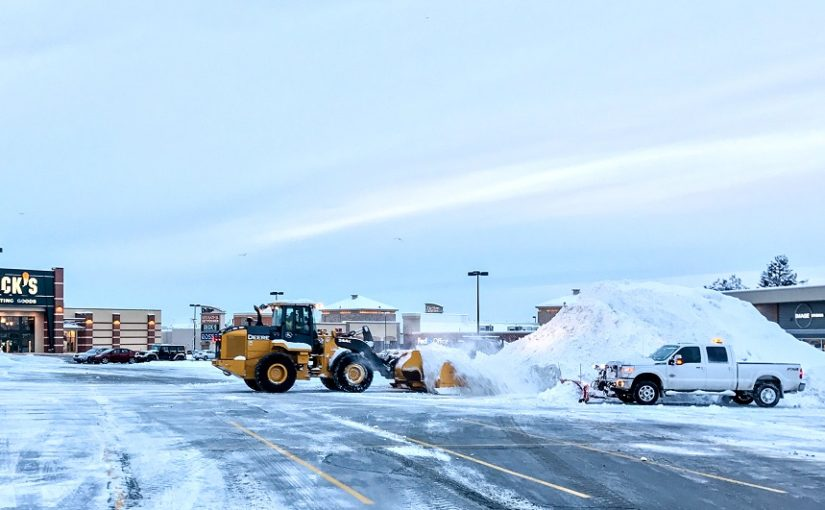 Snow Removal Services in Lehi