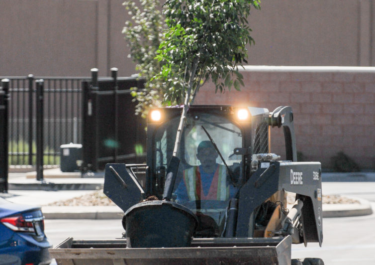 Landscaping and property maintenance in Salt Lake City