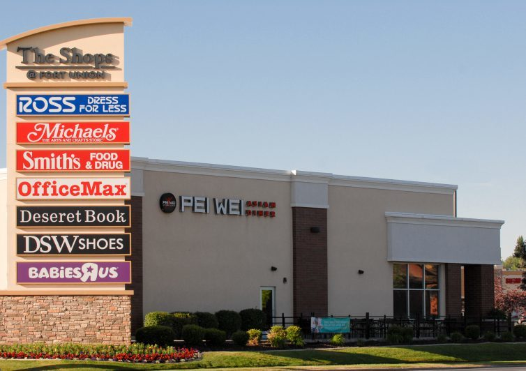 Retail landscape services in Utah